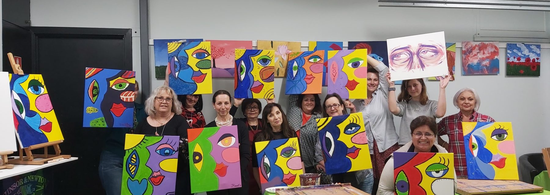 In Person Paint Class2